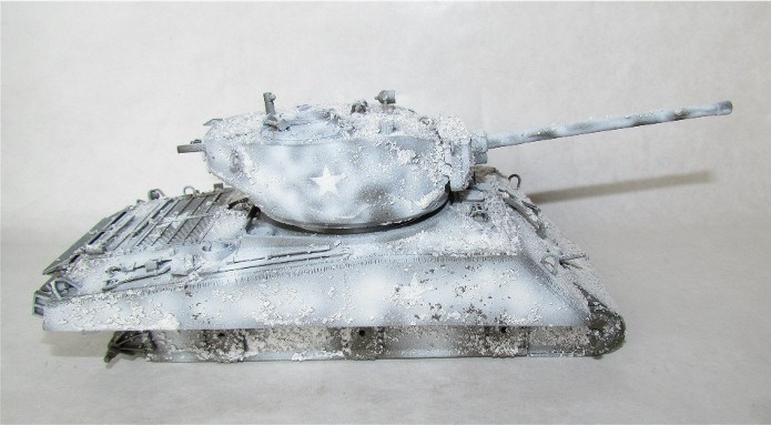 Sherman M4A3E2 JUMBO 1/35 conversion Tamiya/Verlinden FINI IMG_0481