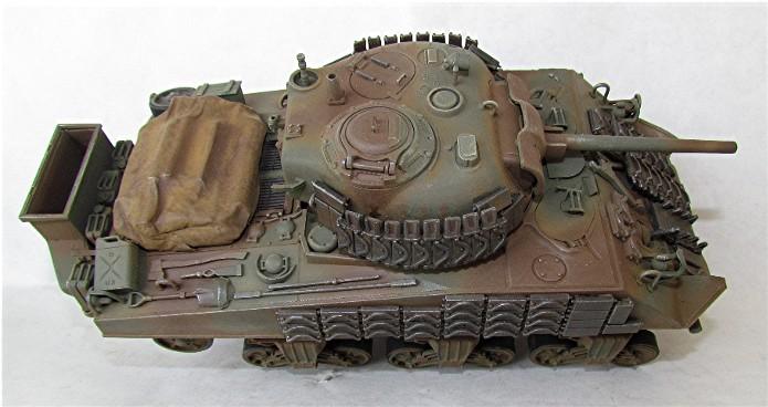Sherman M4A2 base Accademy tourelle Tamiya 1/35 FINI - Page 2 IMG_0542