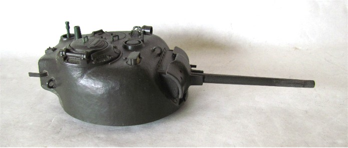 Sherman M4A2 base Accademy tourelle Tamiya 1/35 FINI IMG_0357