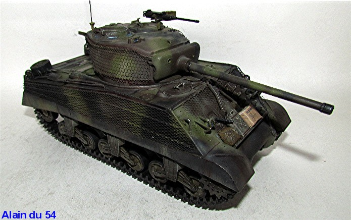 Sherman M4A3 76mm 1/35 Italeri IMG_6535