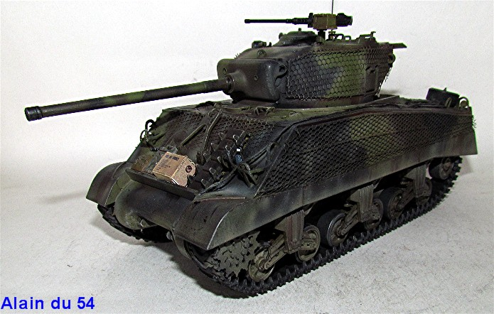Sherman M4A3 76mm 1/35 Italeri IMG_6537