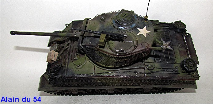 Sherman M4A3 76mm 1/35 Italeri IMG_6538