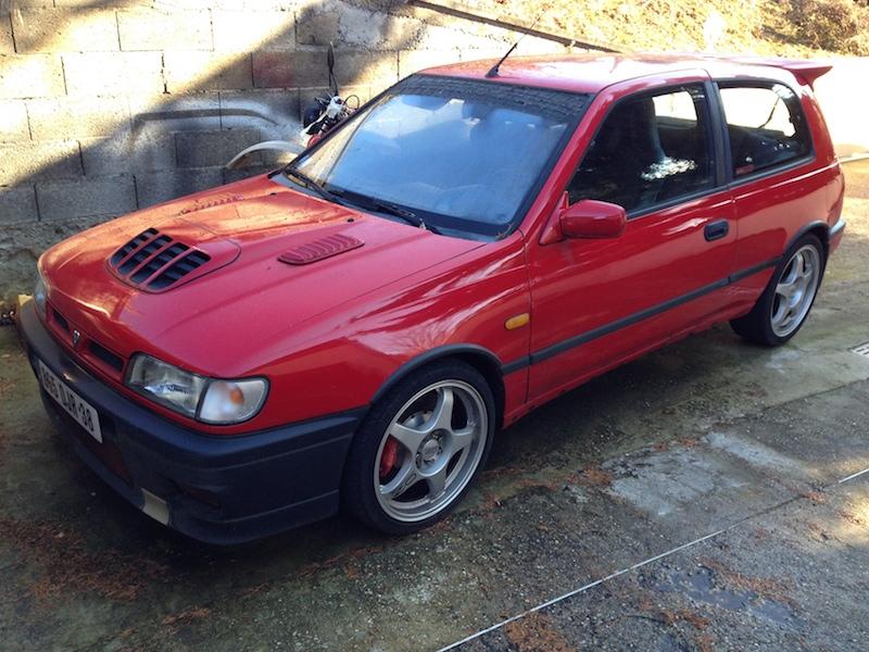 my french sunny GTi-R 01