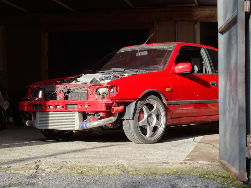 my french sunny GTi-R 09