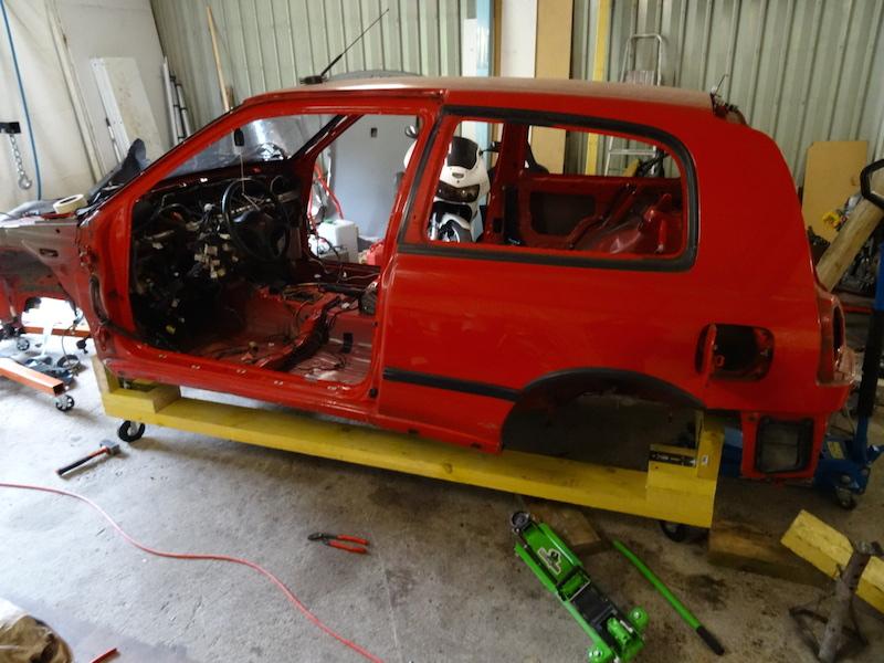 my french sunny GTi-R 30