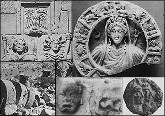 Matriarcat & Religions : des vestiges secrets au syncrétisme Al-uzza_temple_manatu_petra