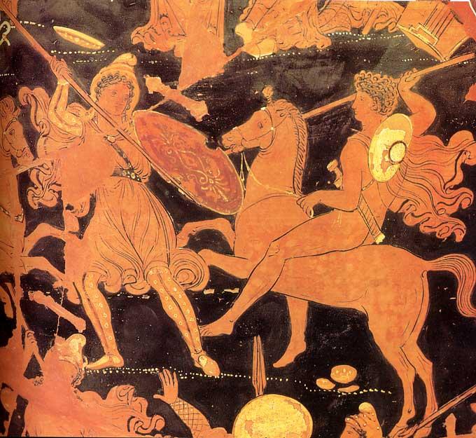 Matriarcat & Religions : des vestiges secrets au syncrétisme Le-combat-des-amazones