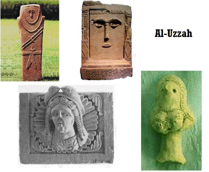 Matriarcat & Religions : des vestiges secrets au syncrétisme Les-dic3a9fferntes-reprc3a9sentations-dal-uzza
