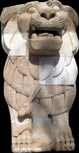 Matriarcat & Religions : des vestiges secrets au syncrétisme Palmyre_lion_allat