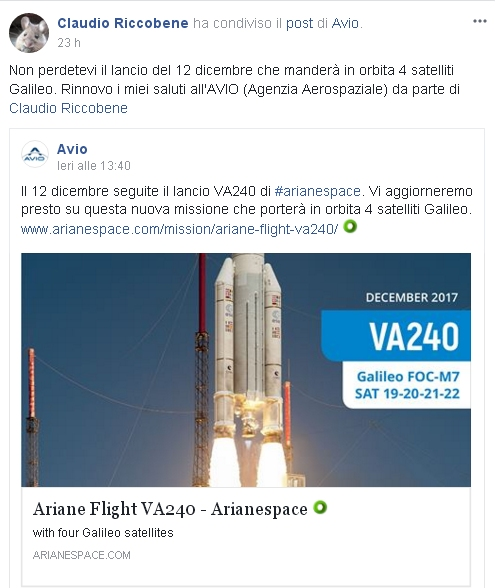 Ciao a tutti arrivo da Facebook Avio-missile2