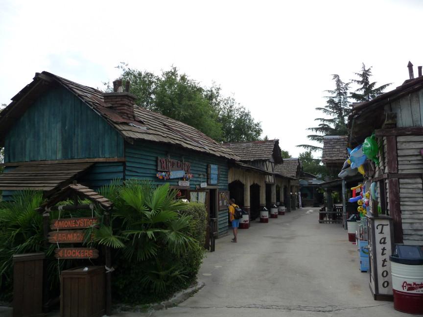 [Trip Report] Parcs italiens (juillet 2009) 02