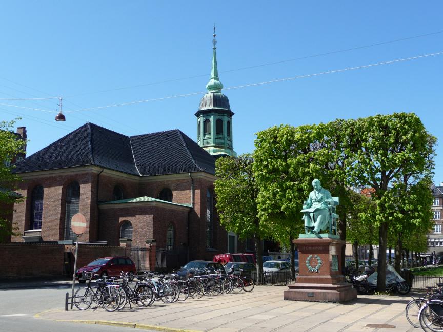 [Trip Report] Danemark - Suède - Allemagne (été 2009) Copenhague11