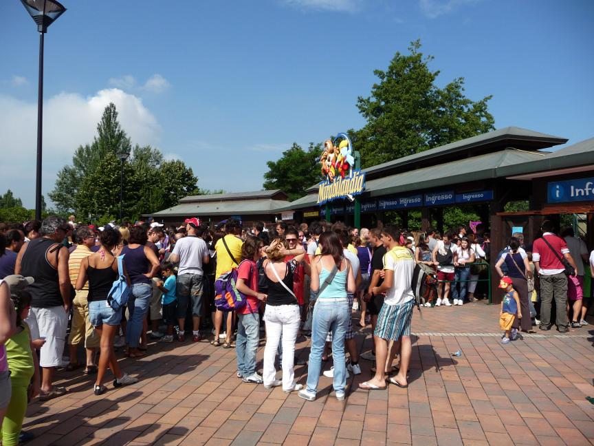 [Trip Report] Parcs italiens (juillet 2009) 01