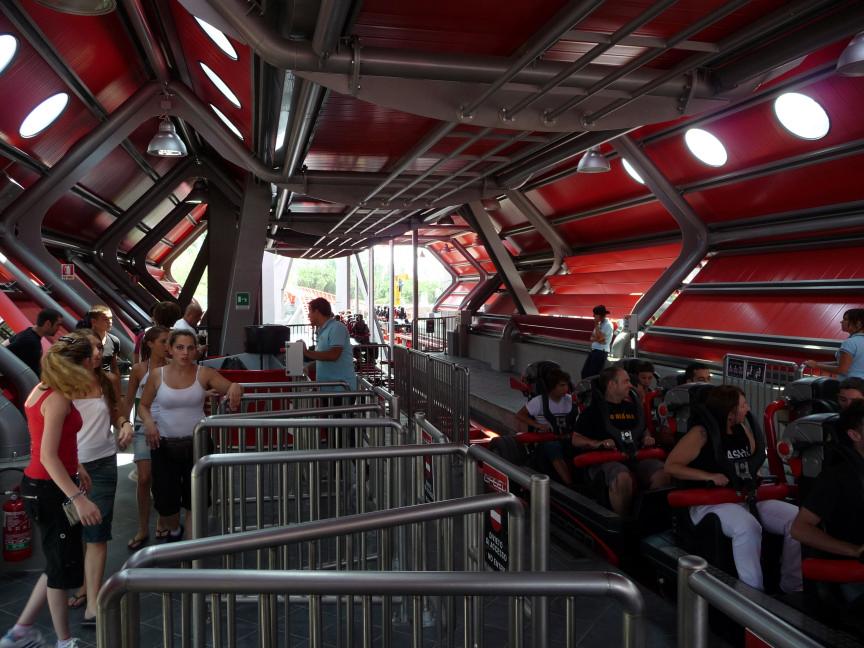 [Trip Report] Parcs italiens (juillet 2009) 54