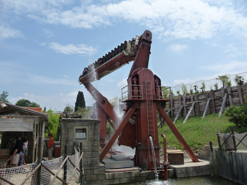 [Trip Report] Parcs italiens (juillet 2009) 08