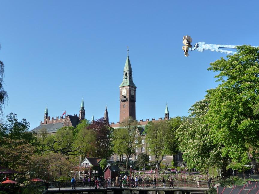 [Trip Report] Danemark - Suède - Allemagne (été 2009) Tivoli02