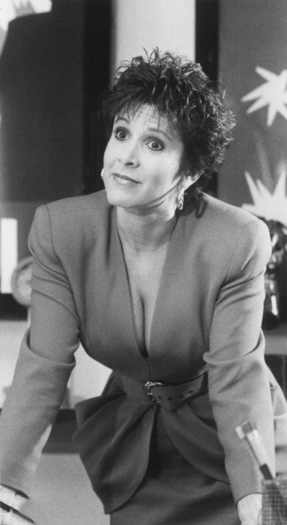 Décès de Carrie Fisher et de Debbie Reynolds- Hommage à deux étoiles du cinéma - Page 2 Fonds-ecran-carrie-fisher-20-561x1024