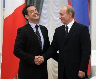 Qu'a fait Sarkozy d'efficace et positif pour la France (hbc vs Templeton) 412490