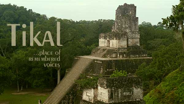 Iščezle civilizacije- Maje Tikal_opener