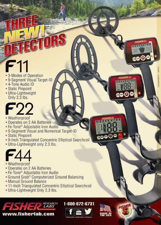 Трите нови модела на Фишер:  F11, F22, F44 Fisher-f11-f22-and-f44-what-is-the-difference-table-01