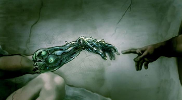 """Les puces RFID implantées sont de plus en plus vues comme """"cool"""", """"branchées"""" (sic) Transhuman2"""