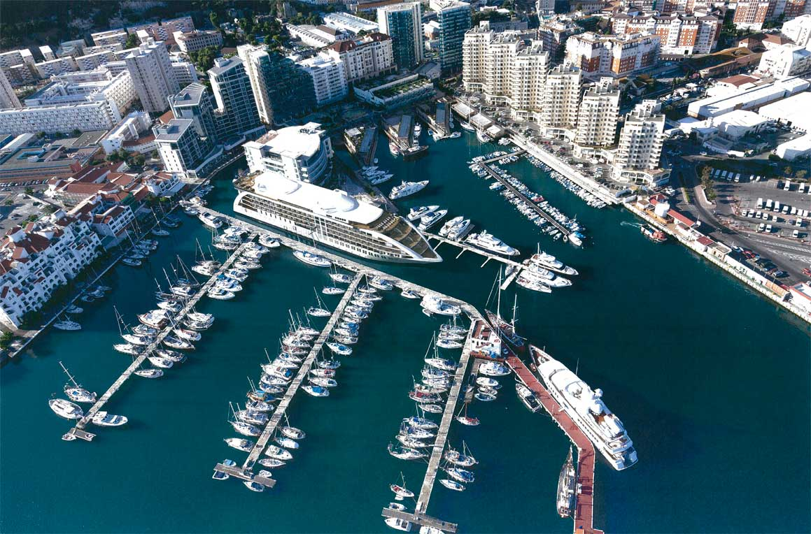 Gibraltar Sunborn-in-ocean-village-gibraltar