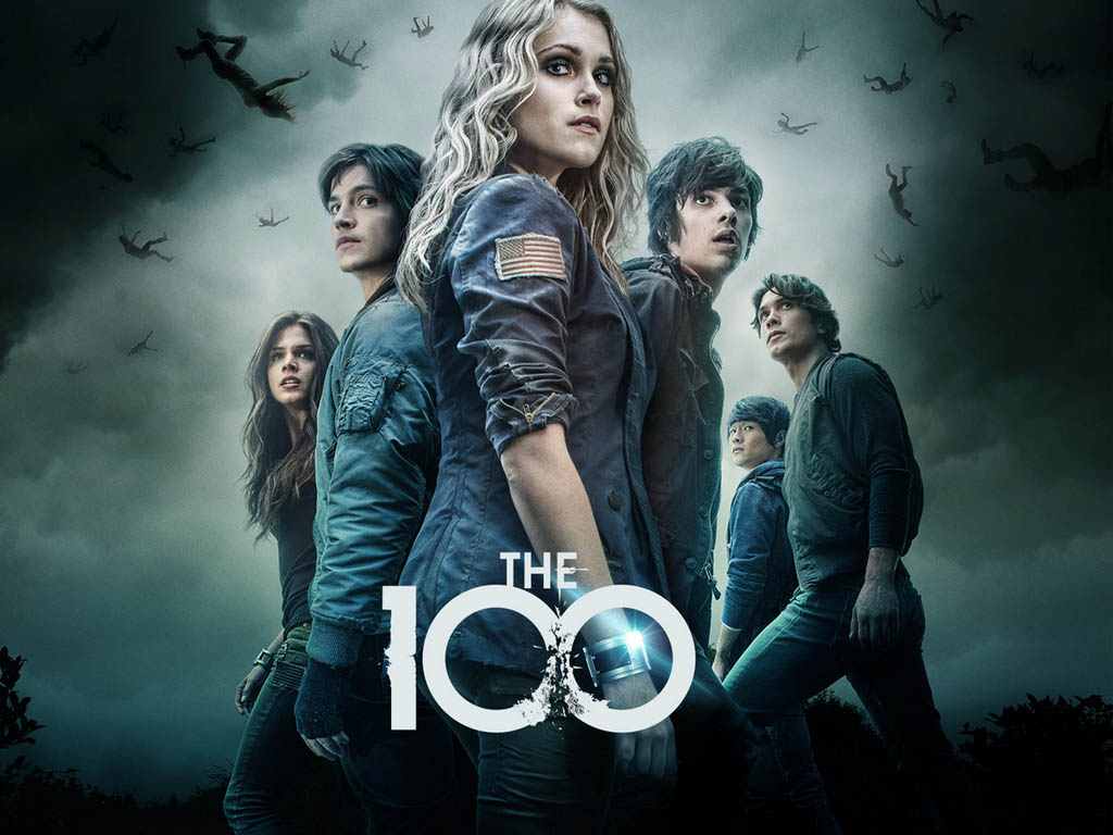 The 100 (2014 - )地球百子 The-100-02