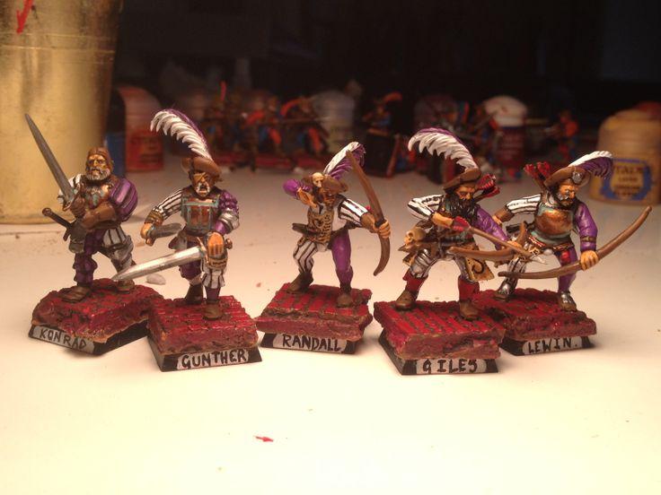 possessed - Reikland Mercenaries and New Possessed 056031783343337ae8fadfa7492afa39