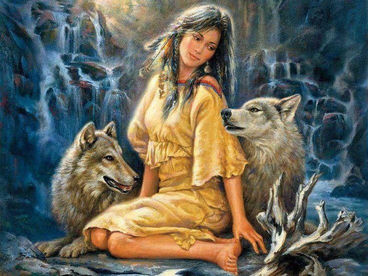 woman and wolf - Page 2 269639efb0d5235fe3151120f94a59d9