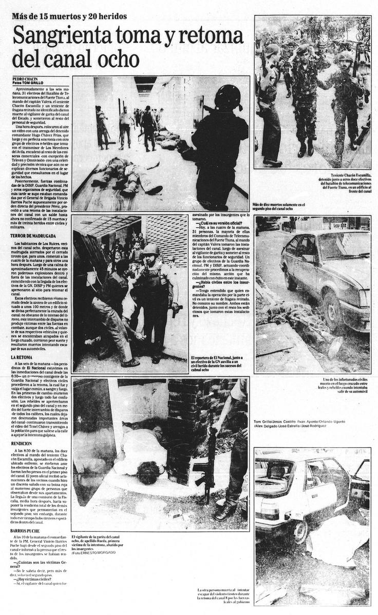 venezuela - Venezuela antes de Chavez - Página 4 37c32f257af36666c7148aeaabaca982