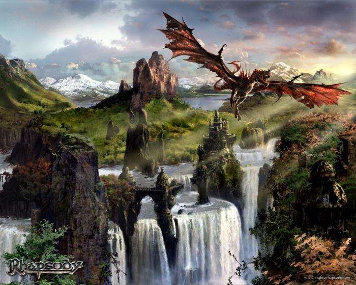 Fantasy art  - Page 7 54c30591e8d887722a6d2ca069cc3d21