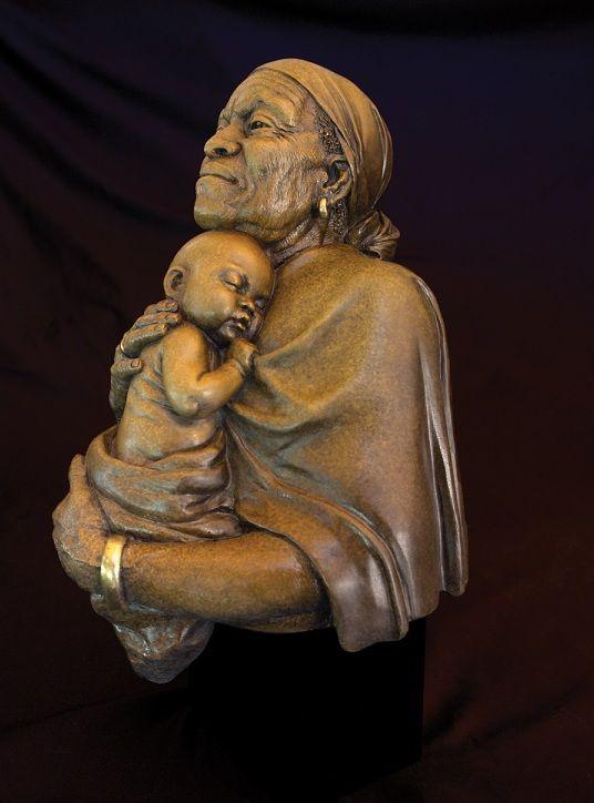 Afrička skulptura 58f5078bb1ac64be3aec09dfb33b939e