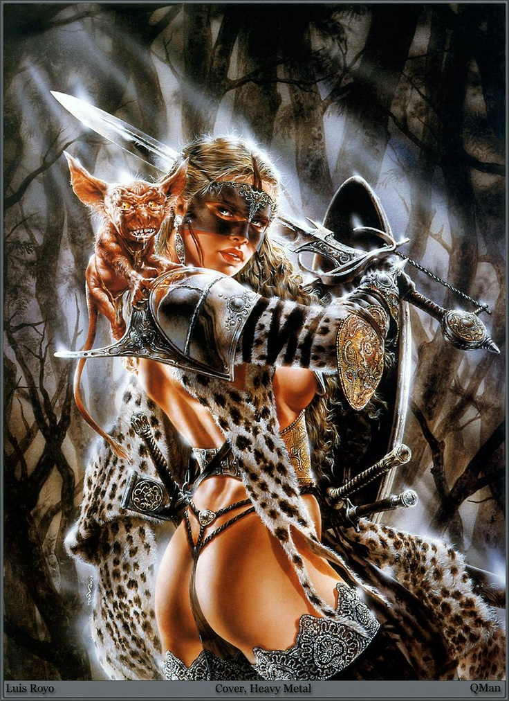 Fantasy art  - Page 6 720465ea34913bb6a57e950220dda8b3