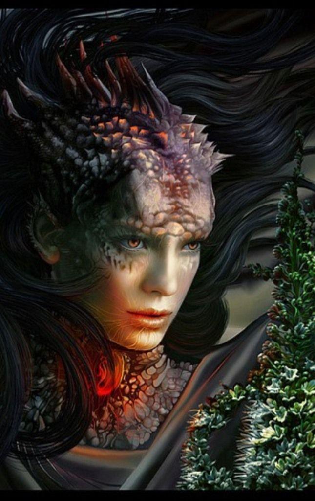 Fantasy art  - Page 16 A446857325f529ea0893f1fcd59dc07f