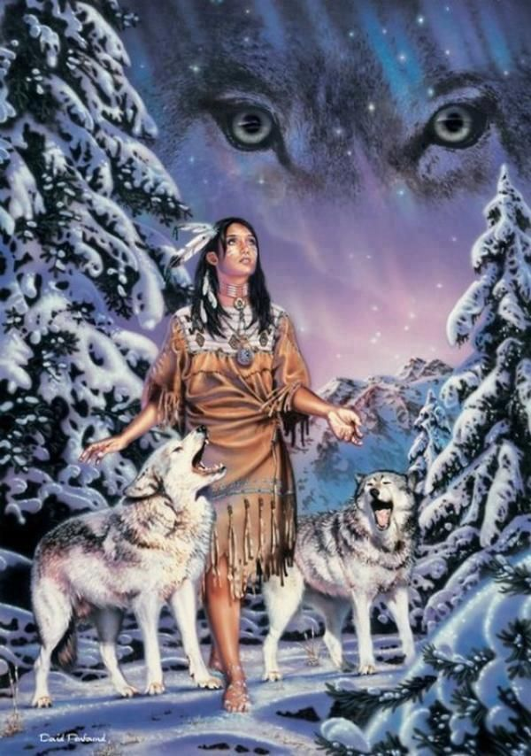 woman and wolf - Page 2 Ce1c85966a719e85ed2c1eeb049d8231