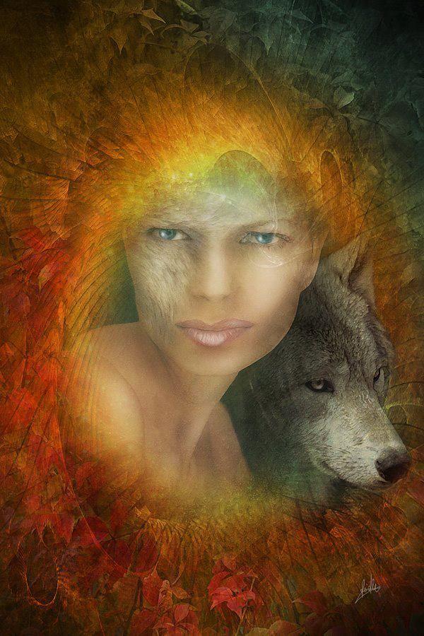 woman and wolf - Page 2 E5f99996f0432f8dfac67ac479e16963
