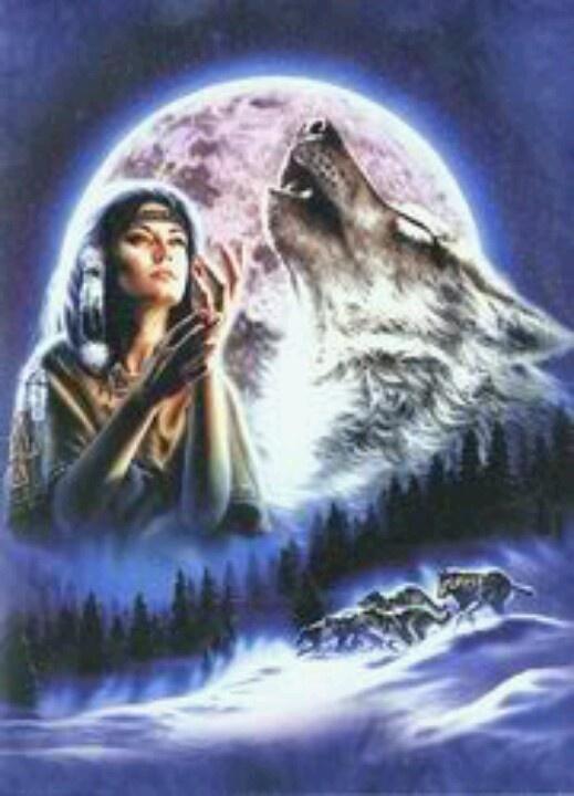 woman and wolf - Page 2 Ebb0d5ef38b7ba6d6b1f4a61d15b8403