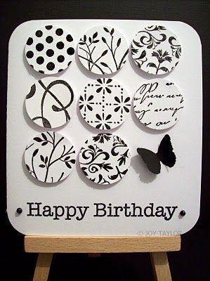 """31 mei """"Happy Birthday"""" in zwart wit Fec8cee01fbe70a28233c07b2535108d"""