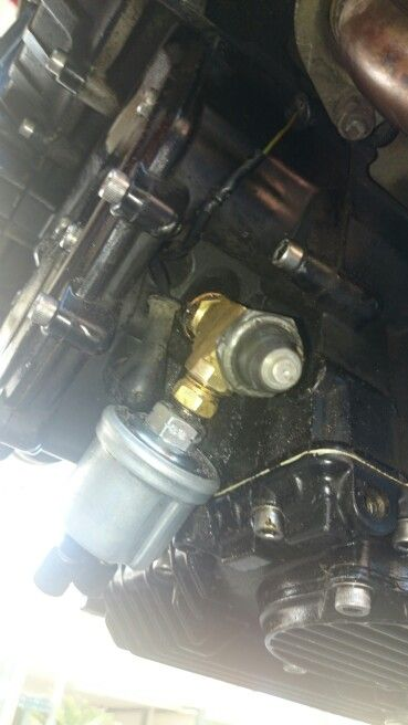 Adding extra gauges - Oil pressure - Volts....... 45db48aef2a184a47cd10cf75e36d13f