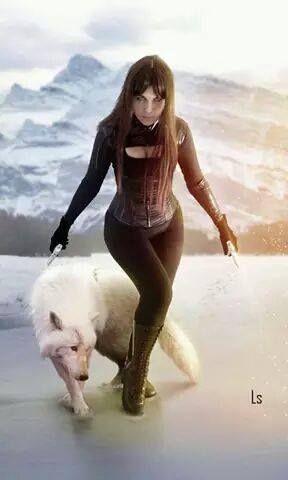 woman and wolf 14ddc56e8a506fedddd3987a2d9675a2