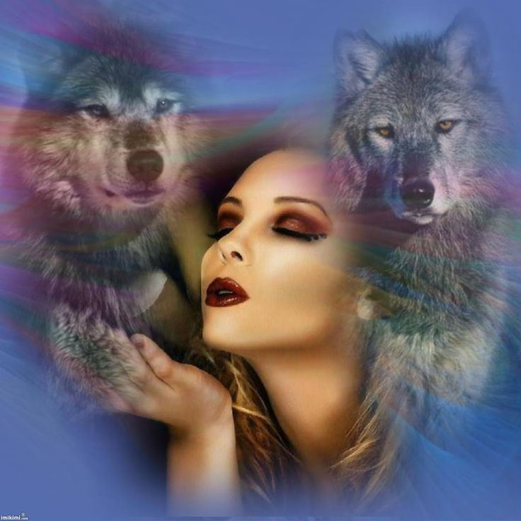 woman and wolf - Page 2 21efc4b72276f446a352c5db52d94ef9
