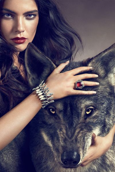 woman and wolf - Page 2 228aa3b83e51eb3020d23acc6f461b24