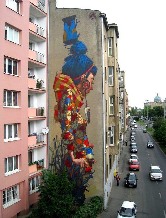 Grafiti - ulična umetnost 42707ca4cccf536cf2628dd1b218ed38