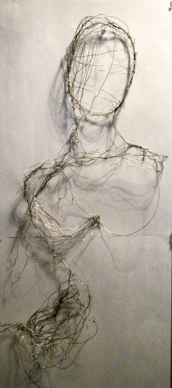 Wire Art 43dbb329d18c2a9e793576abb9263978