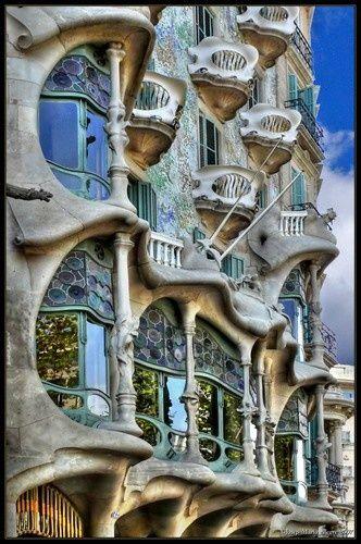 Gaudijeva arhitektura 4c886c6994a08b8266a24ce3cecc2c2c