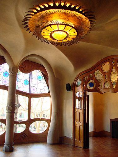 Gaudijeva arhitektura 5578a002d325547b58eb3d70a4baef27