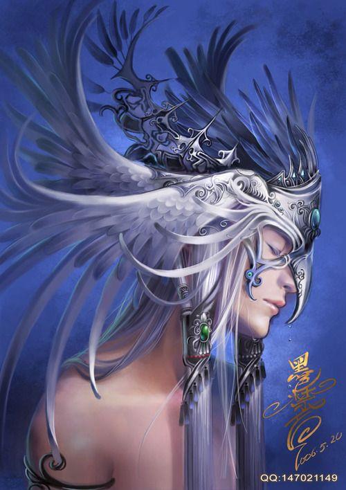 Fantasy art  - Page 7 95b7b9e780cc4ecbe33c9310e84d5f92