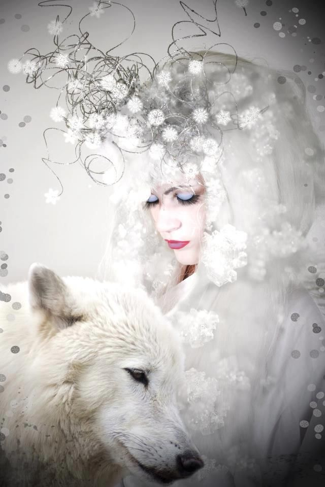 woman and wolf A1fe6738a4401eb0b5f273a2d28d298b
