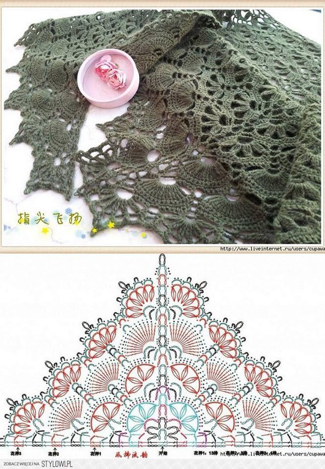 Chales A Crochet ..... sin nombre ....solo grafico encontrado en internet A99857f2489a89e35972ee2ee12f5273