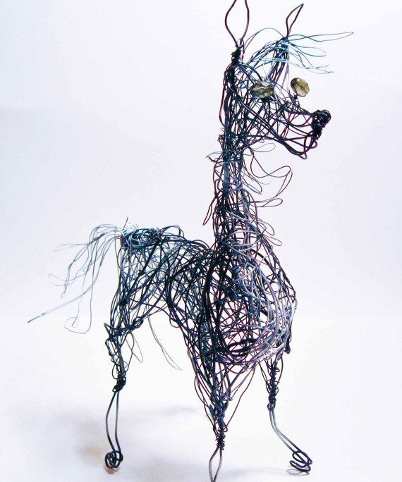 Wire Art B2810dabb96b31ce13d502c57816f301
